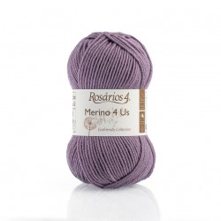 Merino 4 Us - 45 Lila