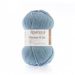 Merino 4 Us - 63 Blau Gris