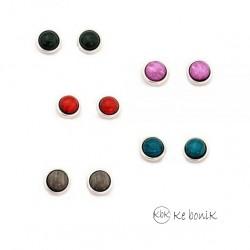 30S6300_Arracades de botó...