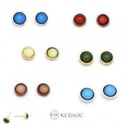 30S6240_Arracades de botó...
